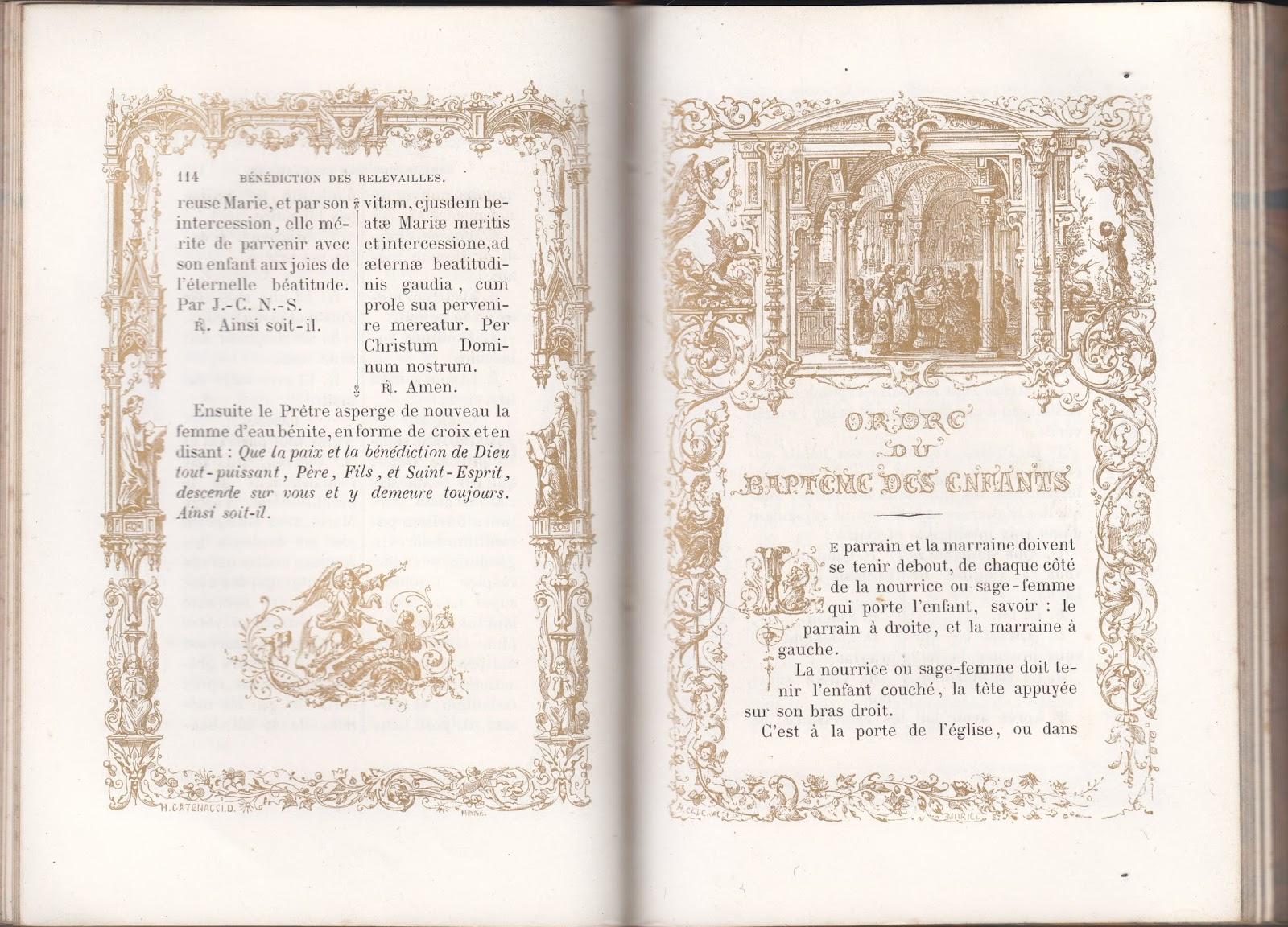 Les missels de marie livre du mariage 1862 for Le livre de mariage