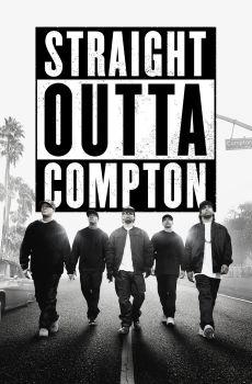 Letras Explícitas (Straight Outta Compton) (2015) DVDRip Latino