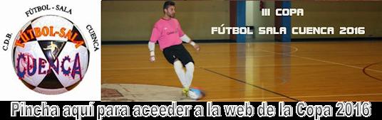 Copa FS Cuenca 2016