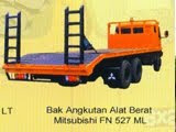 BAK ANGKUTAN ALAT BERAT MITSUBISHI FN 527 ML