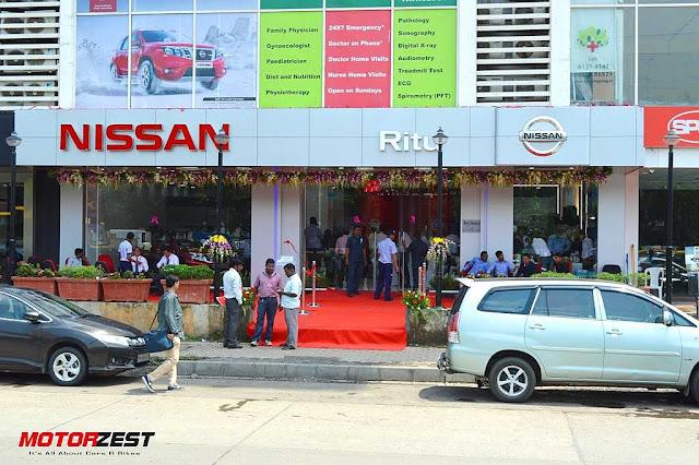 Ritu Nissan Adheri West