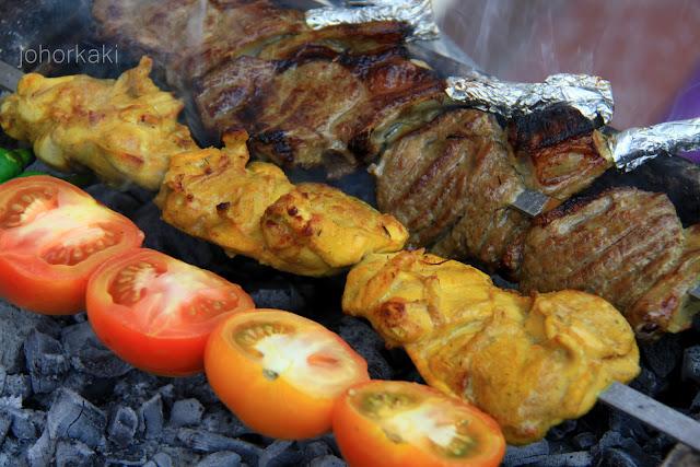 Chicken-Lamb-Kebab-Johor-Bahru