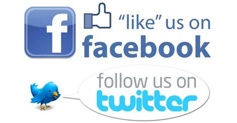 Like & Follow us