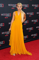 Hayley Kiyoko – Insidious: Chapter 3 Premiere at the TCL Chinese Theatre in Hollywood