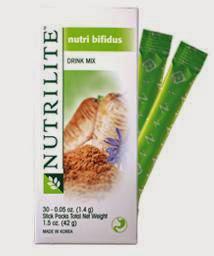 NUTRILITE NUTRI BIFIDUS