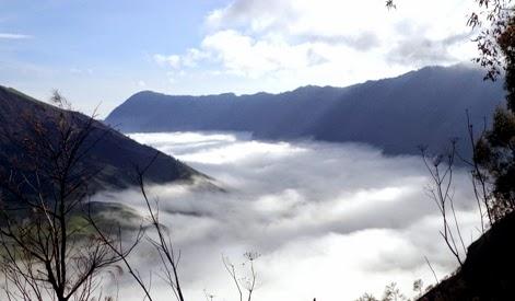 tempat menyaksikan negeri diatas awan