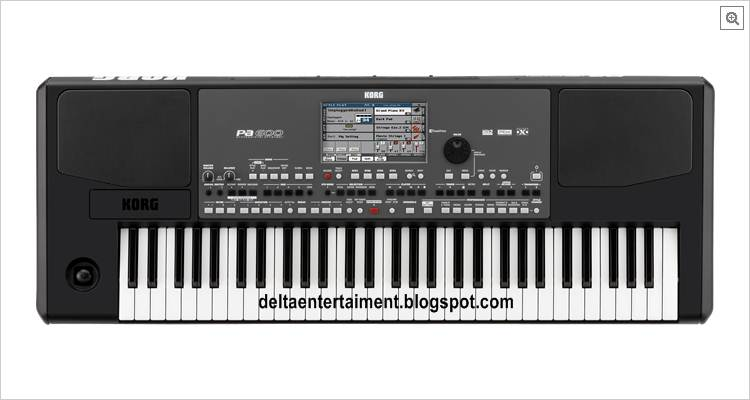 DELTA ENTERTAIMENT KORG PA 600