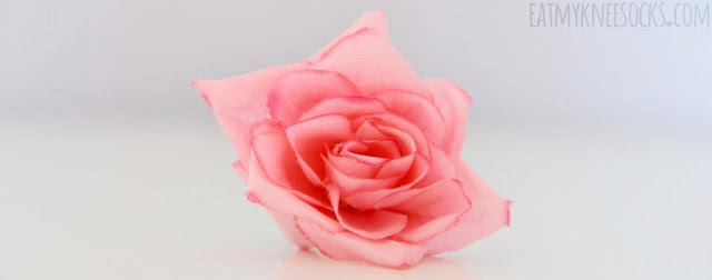 Florals are perfect for spring, and Born Pretty Store's 3D rose ring is a cute spring accessory.