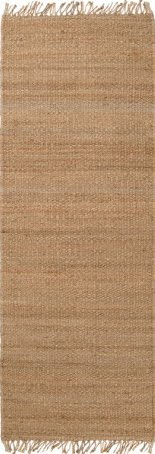 we like...Jute Natural Wheat Runner
