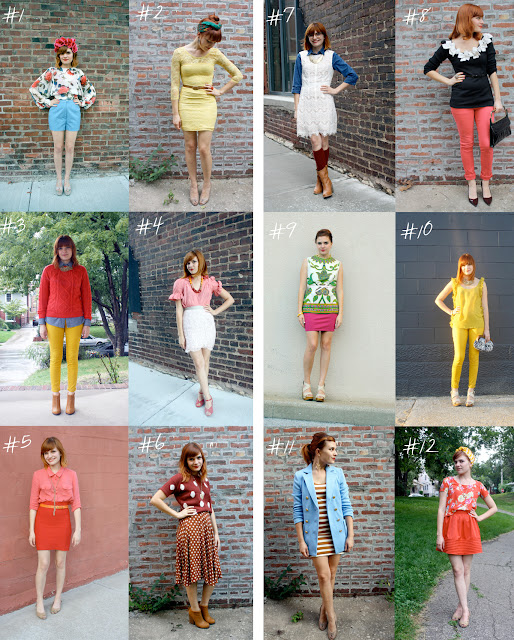 KansasCouture.com : Top 12 of 2012