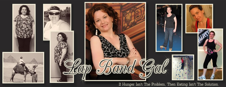 Lap Band Gal!