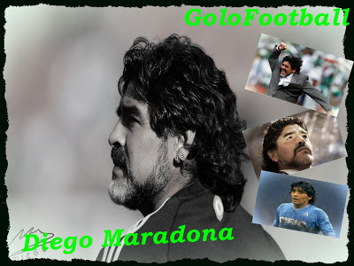 Diego Maradona HD Wallpaper