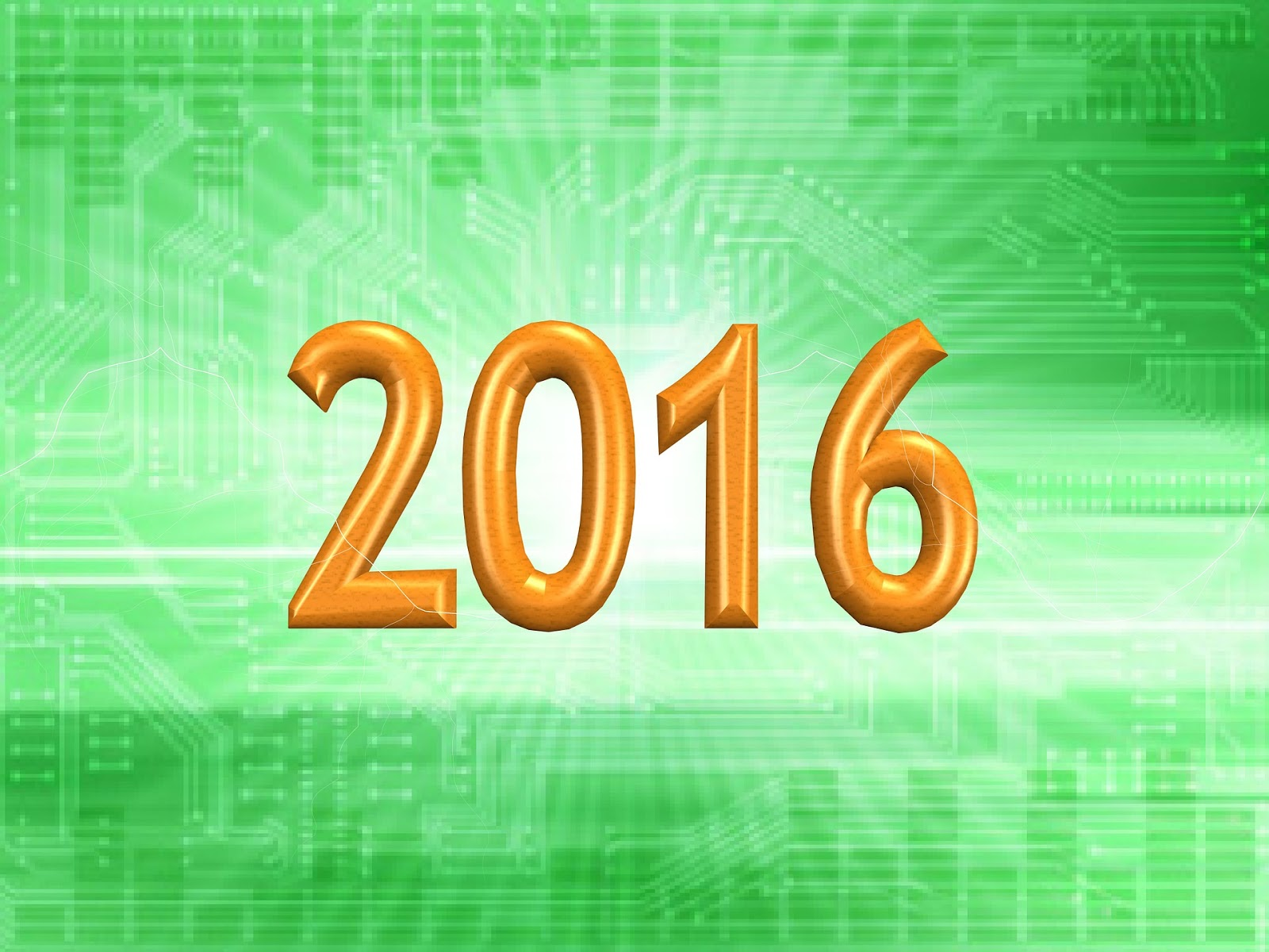 Delighted New Year 2016 Greetings Ecards