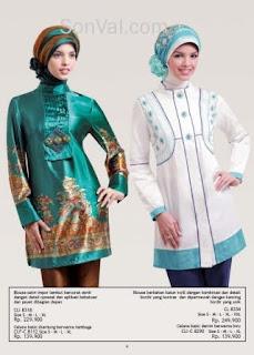 Model Busana Kasual Muslim Muslimah