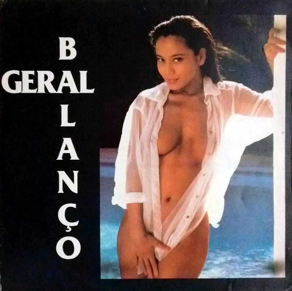 Balanço Geral ( TNT Records Vinil - 1992)
