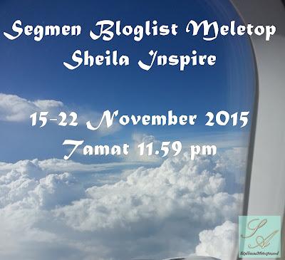 Segmen Bloglist Meletop Sheila Inspire.