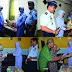 Danlanud Surabaya Laksanakan Anjangsana Dalam Rangka Peringatan HUT Ke-71 TNI AU Tahun 2017