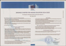Erasmus Charter for Higher Education 2014-2020
