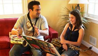 les saxophone di jakarta