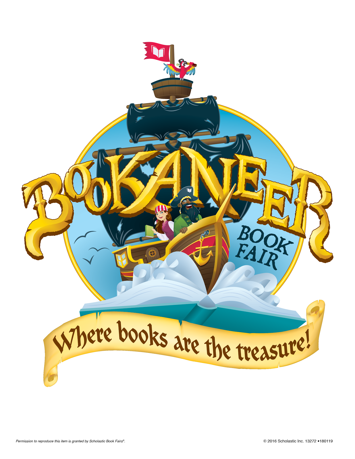 Fall 2016 Book Fair