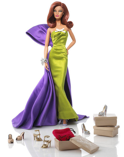 Barbie Doll by Christian Louboutin with Accessories