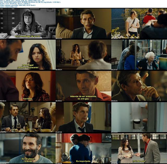 Los Nombres del Amor [Le Nom Des Gens] DVDRip Subtitulos Español Latino Descargar