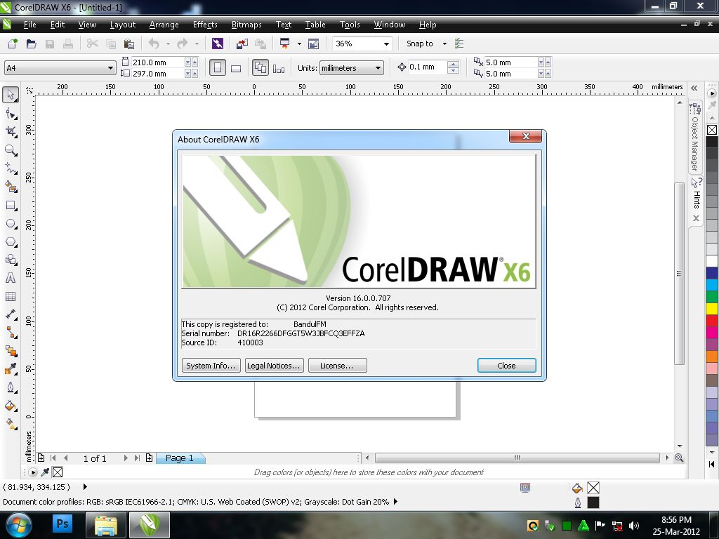 corel draw x5  full version with keygen for windows 10