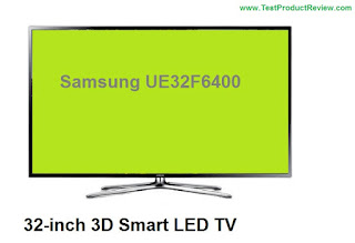 Samsung UE32F6400 review