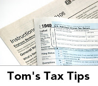 Tom's Tax Tips