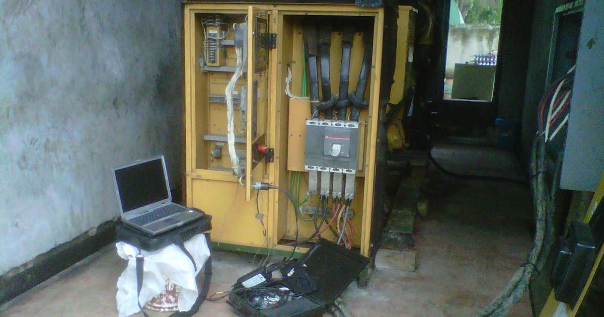 PLANTAS ELECTRICAS Y MAQUINARIAS Reprogramación de potencia y