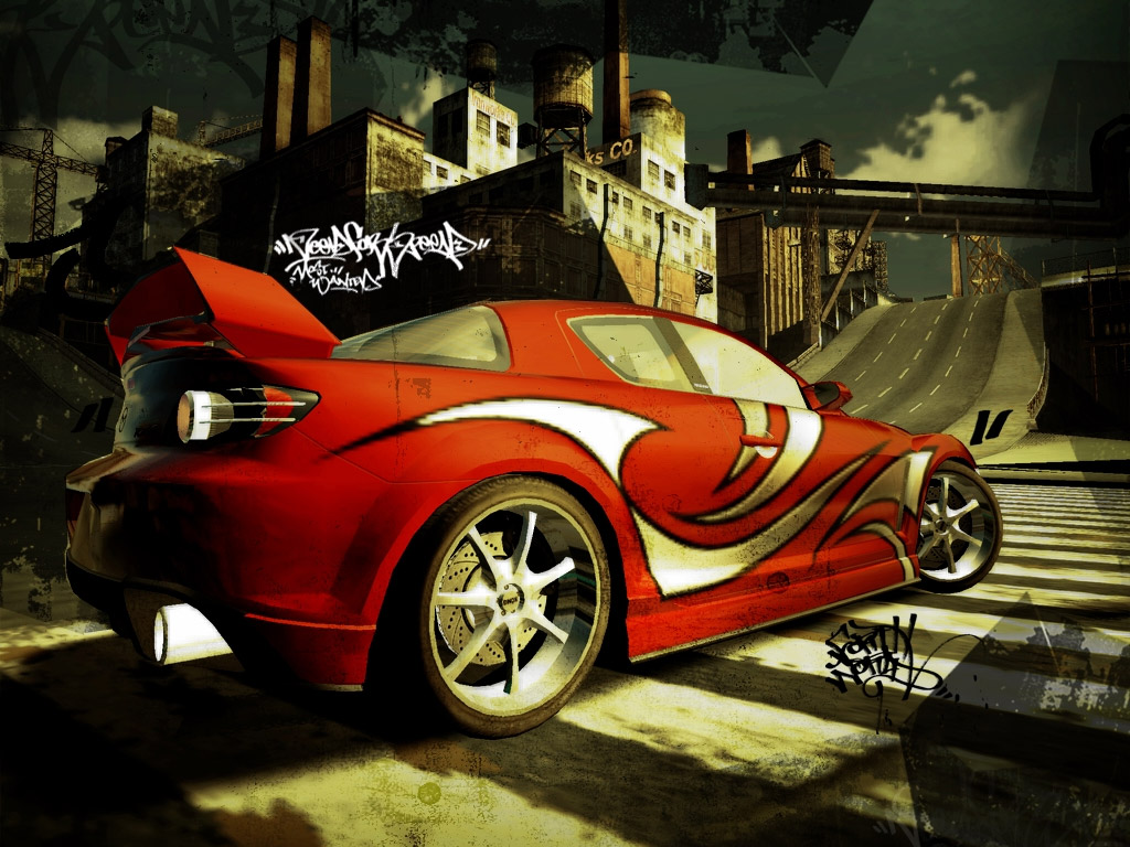 Need For Speed Most Wanted HD Wallpapers Backgrounds