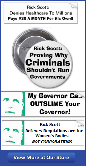 Anti-Rick Scott Items