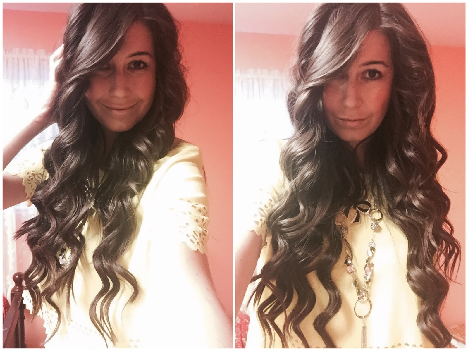 "hair extensions, UU hair extensions review, UU Hair extensions, curly hair, perfect waves, mermaid waves, mermaid curls, brown hair extensions, 22"" hair extensions, hair extensions review,"