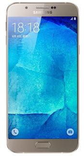 Samsung-Galaxy-A8-Gold