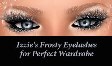 izzie%2527s+lashes Perfect Wardrobe Sneak Peek: Winter Wonderland