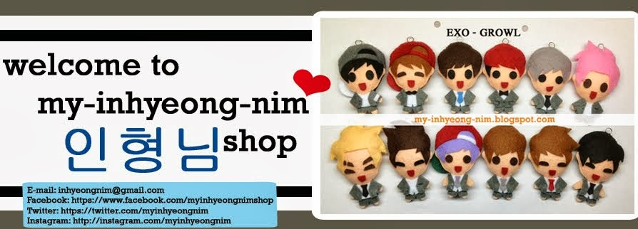 My Inhyeong-nim Shop