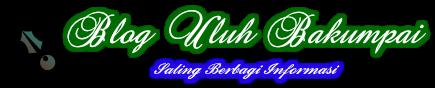 Blog Uluh Bakumpai