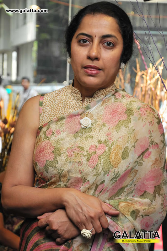 Suhasini at Launch of Deco aro at Khader Nawaz Khan Road hot photos