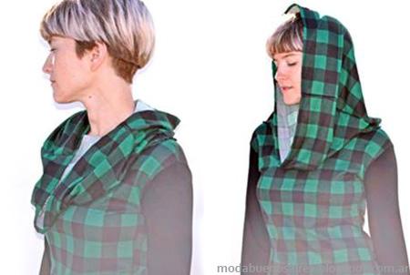Resnisky otoño invierno 2014. Falda escocesa invierno 2014 Moda.