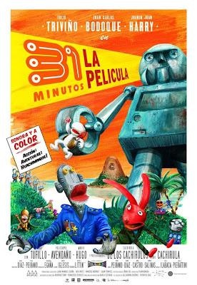 31 Minutos: La Pelicula – DVDRIP LATINO