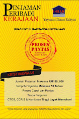 Pembiayaan Peribadi-i Express Yayasan Ihsan Rakyat (YIR) 2016/2017