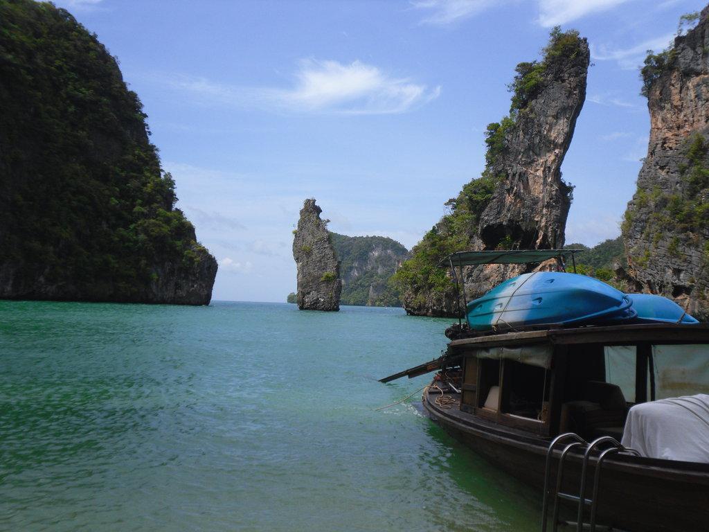Tailandia ko yao yai mar