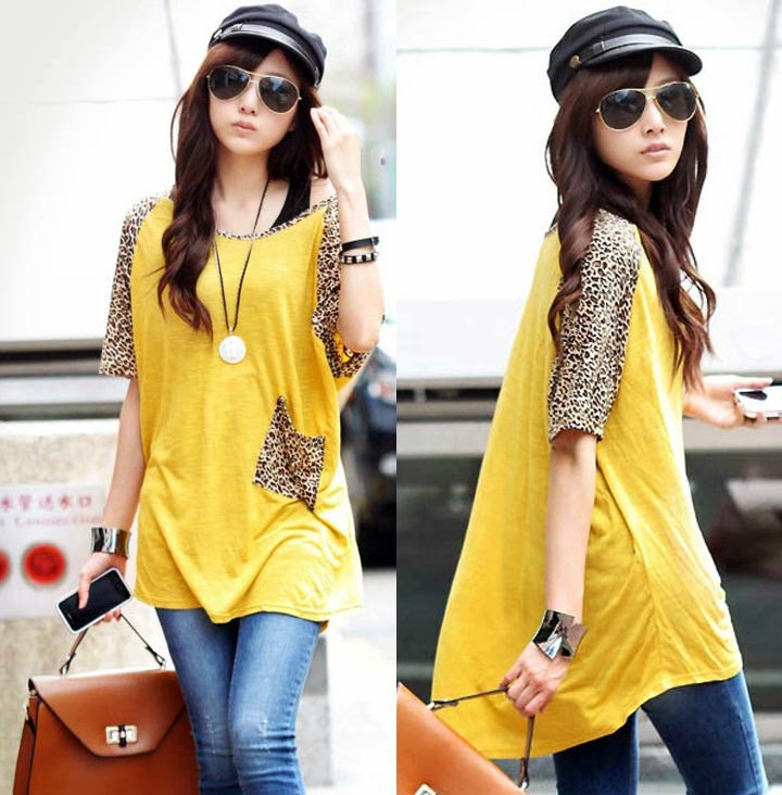 stylish long fashion tops for girls entertainment news