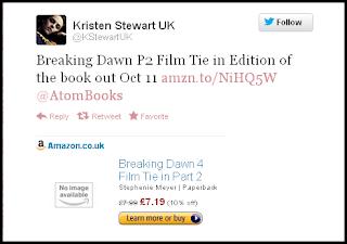 11 Julio - Ya se puede Pre-ordenar el libro oficial de la película Amanecer 2. Capture20120711085334