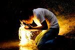 Ο προορισμός του ανθρώπου είναι ν'αποκτήσει το Άγιο Πνεύμα
