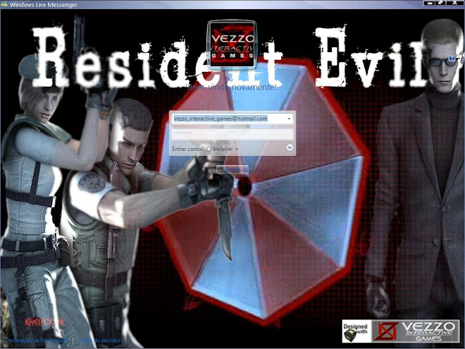 Download Skin-Msn 2009 - Resident Evil 1