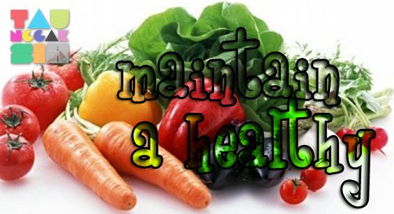 Menjaga Kesehatan dengan Cara Yang Unik