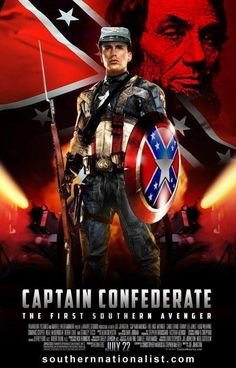 Captain Confederate