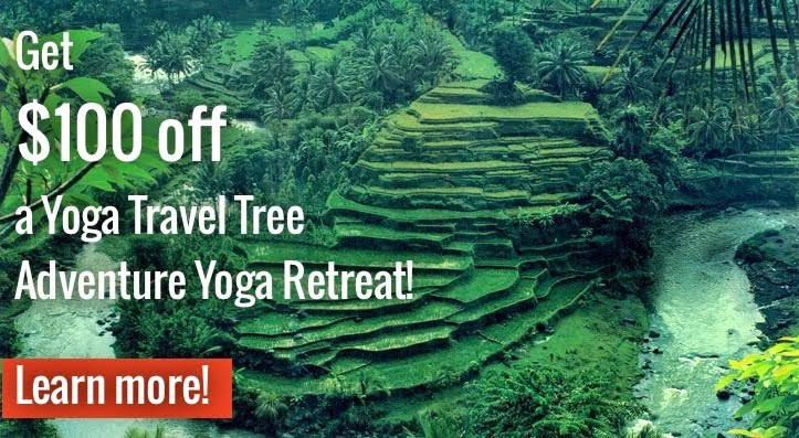 Will Travel For Yoga