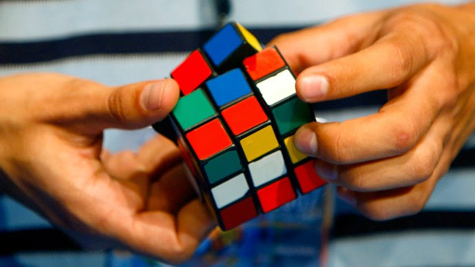 Solving Rubik's Cube In 1 Second Saved Magician From Speeding Ticket